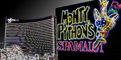 Spamalot Wynn Las Vegas