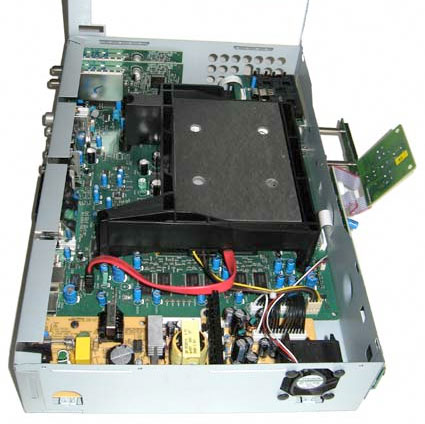 Sky HD box internals (thanks to Satcure)