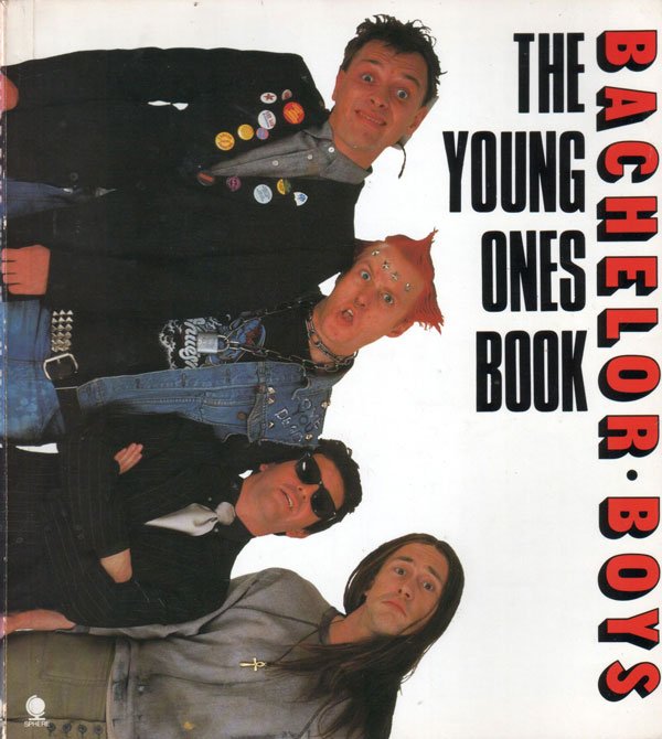 Bachelor Boys - The Young Ones Book (1984)