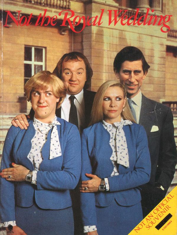 Not The Royal Wedding (1981)