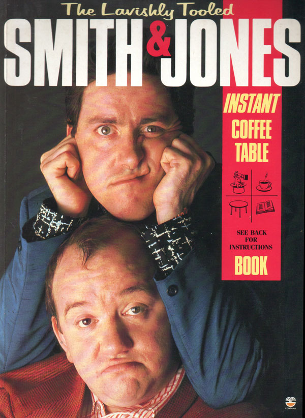 The Lavishly Tooled Smith & Jones Instant Coffee Table (1986)