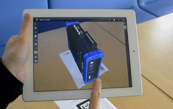 SW2014-eDrawings-augmented-reality